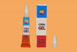 ME Coral Gel is thick and viscous, perfect for fragging